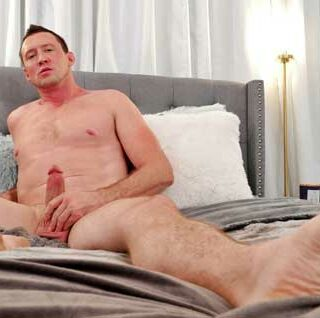 """Pierce Paris is a down-to-earth, fun-loving kind of guy with a huge cock, and he's an equal-opportunist - he's happy to share his """"gifts"""" with both men and women."""