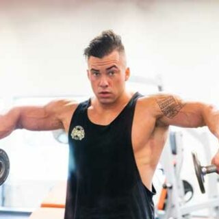 To be a MAP muscle stud takes a lot of hard work and sweat - and straight Canadian beefcake Phillipé Massa meets those criteria! We follow Phillipe to his morning workout at the gym and watch...