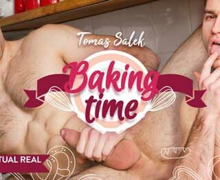 The wonders one can find on the internet. You can be watching a tutorial on how to bake sweet cupcakes and then, in less than 5 minutes, come across a porn video so hot you can't help but touching your great penis.