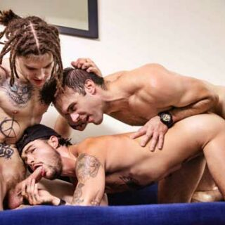 Tommy Tanner and his boyfriend, Sunny D, are trying to get ready for a family visit, but the kitchen sink is clogged! Tommy calls a plumber, but Gabriel Clark is so hot, it makes Tommy forget all...